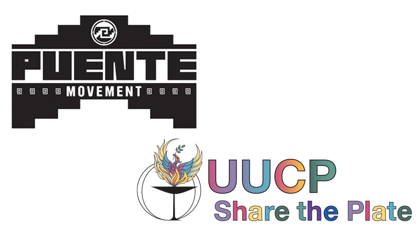 Puente Movement - UUCP Share the Plate