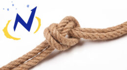 Navigators logo with knotted rope