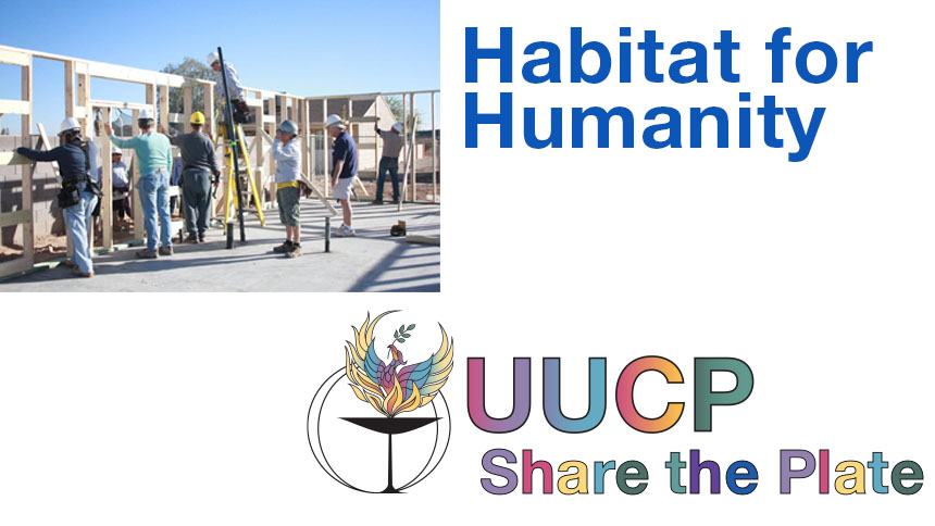 Habitat for Humanity - Share the Plate