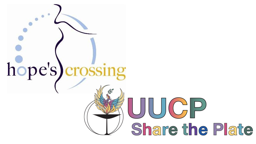 Hope's Crossing - UUCP Share the Plate